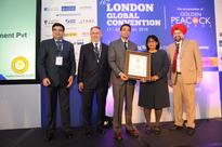 Sohan Lal Commodity Management honoured with Golden Peacock Award for Innovation Management