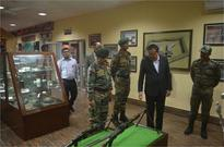 RRM visits Army & Air force formations in Eastern Assam