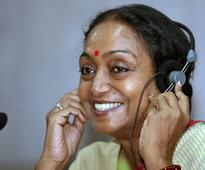 Presidential Election 2017 LIVE: Meira Kumar to file nomination, will address media at 12.30 pm