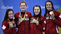 Canadian Brittany MacLean retires from swimming