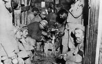 The Latest: Europeans mark 100 years since Battle of Verdun