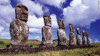 Easter Island statues could fall due to climate change