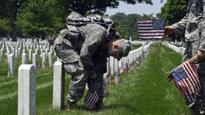 US Observes Memorial Day With Wreath-laying, National Concert United States