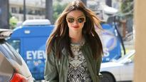 Miranda Kerr prefers push-up bras