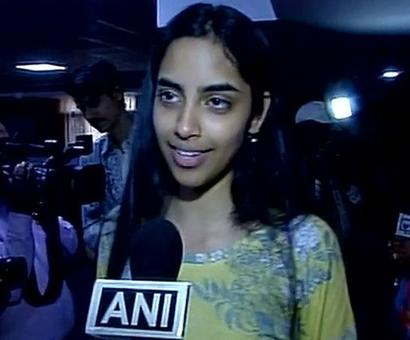 Noida girl Raksha tops CBSE Class XII exam with 99.6%