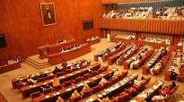 Senate adopts resolution against MQM founder