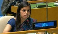 Pak remarks at UN is 'lonely voice' wasting time: India