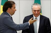 Brazil's Temer sees $30 billion pre-salt investments, $130 billion in royalties