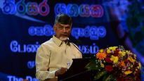 Andhra CM Chandrababu Naidu asks Rajnath Singh to sanction RAF to control ISIS