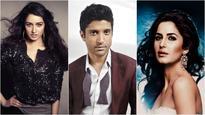 Shraddha Kapoor and Farhan Akhtar SNEAK AROUND using Katrina Kaif's trick?