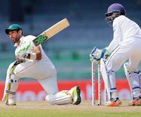 Razas 97 puts Zimbabwe on top in Sri Lanka Test