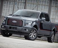 Ford F-150 becomes first full-size pickup to sweep IIHS top safety honors