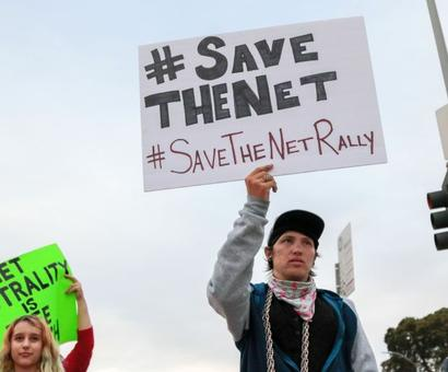 US regulator rollbacks net neutrality rules that protect open internet