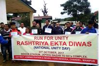Run for Unity National Unity Day Observed