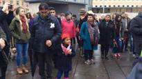 Walk launches River Avon memorial appeal