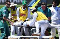 Mushfiqur Rahim, Bangladesh cricket captain, smashed by bouncer, in hospital