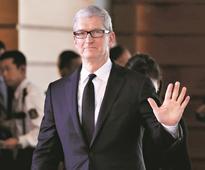 Trade war: Tim Cook calls for calm heads as tariffs cast spotlight on Apple