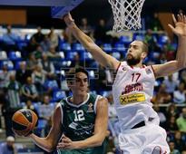 BALONCESTO ACB - Mario Delas finaliza la pretemporada con el Baskonia