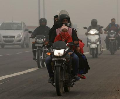 Odd-even scheme: 2-wheelers, women drivers to be exempted
