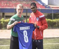 Bengaluru FC sign midfielder Lenny Rodrigues