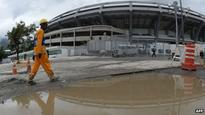 Brazil stadium row highlights tensions