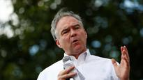 Tim Kaine courts Asian voters for Hillary Clinton