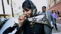 Farooq Abdullah's statement on Hurriyat shows NC was involved in Kashmir unrest: Mehbooba Mufti