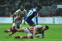 ISL 2016: Davide Succi's goal secures draw for Chennaiyin FC against Atletico de Kolkata
