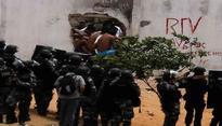 9 killed, 14 injured in Brazil prison riot