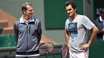 Roger Federer is an astonishing player, probably the greatest: Stefan Edberg