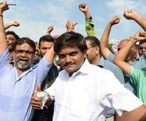 Hardik Patel released from jail after nine months; 'Gabbar is back' shout supporters