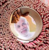 Modi bomb, Priyanka phuljhadi make debut this Diwali