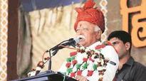 Congress veteran Jaffer Sharief backs RSS chief for President