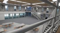 Prison's $2m hotel bill