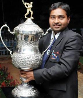 This cricketer has won 2 World Cups for India