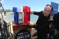Beverage Brand Leader SodaStream Joins the American Pavilion as Premiere Sponsor in Redesign for 25th Anniversary at Cannes Film Festival 2013