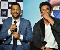 How much did MS Dhoni charge for his biopic?