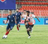 Clinical Mumbai FC seal an easy 2-0 win over Bharat FC