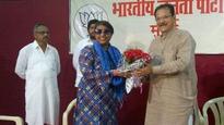 BMC Polls: Arun Gawli's daughter & ABS Corporator extends support to BJP