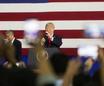 Donald Trump hails his Asia tour, says he discussed 'shared commitment to free and open Indo