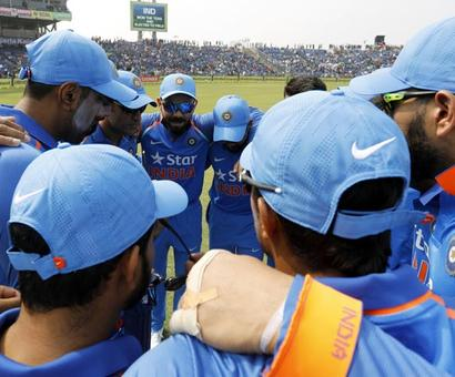 India to tour WI for short limited overs series