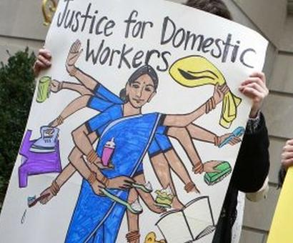 How life will change for the beer for India's domestic workers