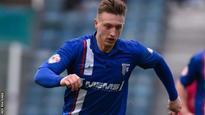 Liverpool's Lloyd Jones and Gillingham's Luke Norris join Swindon Town