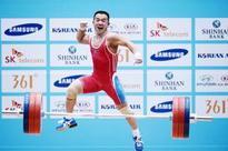 Om Yun Chol breaks weightlifting world record