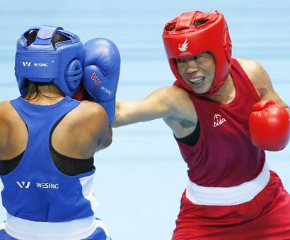 Mary Kom bows out in quarter-finals