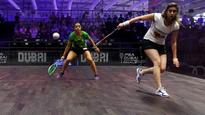 Raneem rallies to stun world...