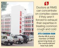 MLAs rue health woes