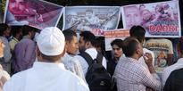 Dalit and Muslims Community protest against incident of Dadri, Mewat and Una