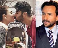 Kareena-Arjun Kiss: Saif Ali Khan reacts over his begum's intimacy with co-star in 'Ki & Ka'
