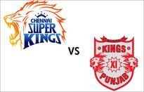 Chennai vs Punjab LIVE: Suresh Raina slams fifty to steady Super Kings